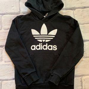 Youth Adidas hoodie sz S
